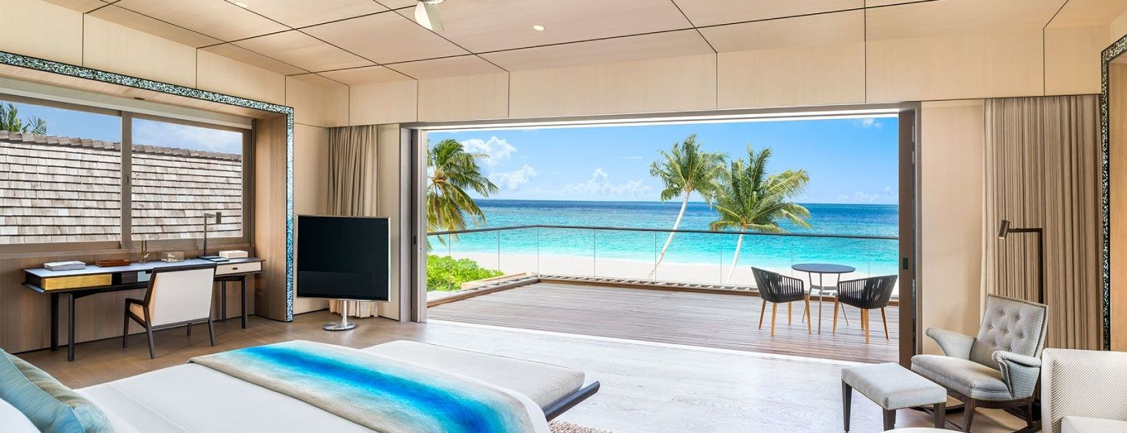 Two Bedroom Beach Suite Maldives L The St Regis Maldives