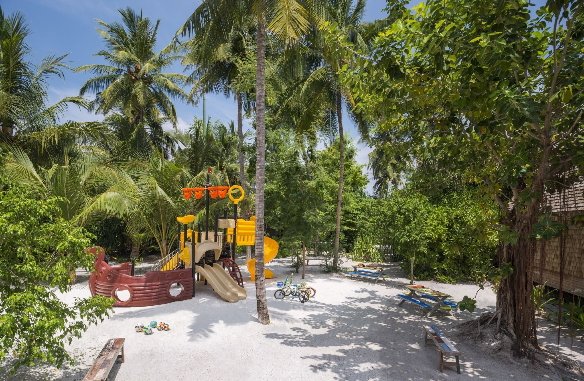 Kids Club Maldives